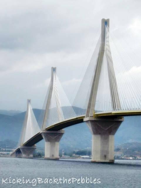 The Rion-Antirion Bridge ~ Ο Τρικούπης κι η γέφυρά του