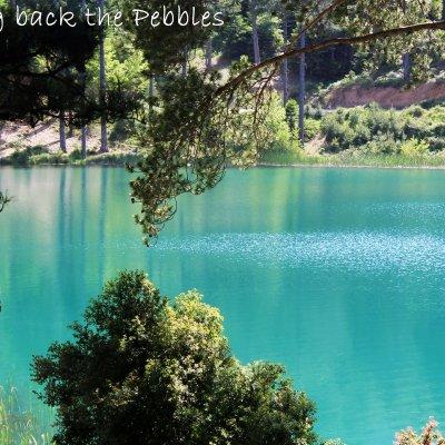 Lake Doksa | Kicking Back the Pebbles