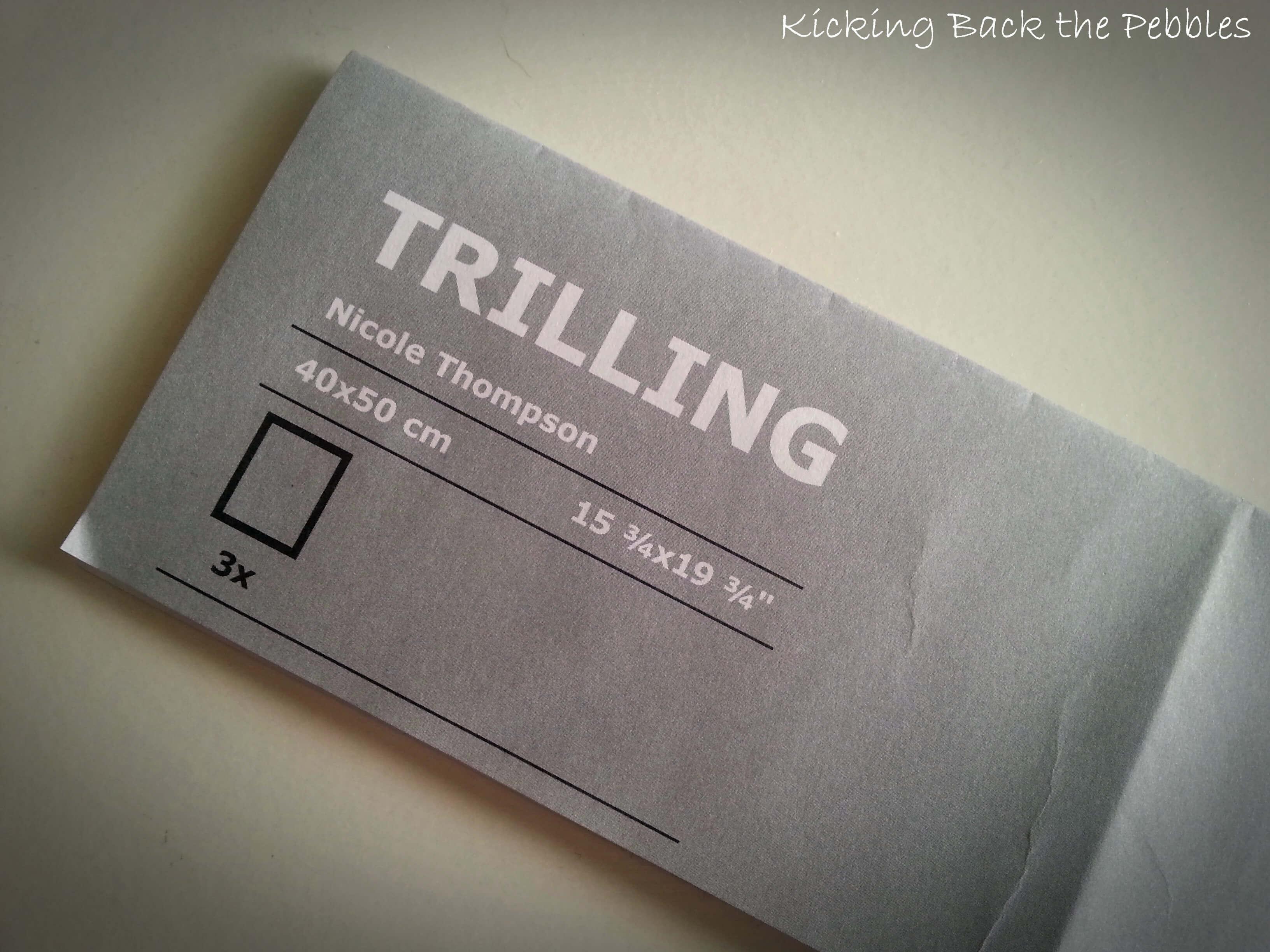 TRILLING poster set (IKEA)