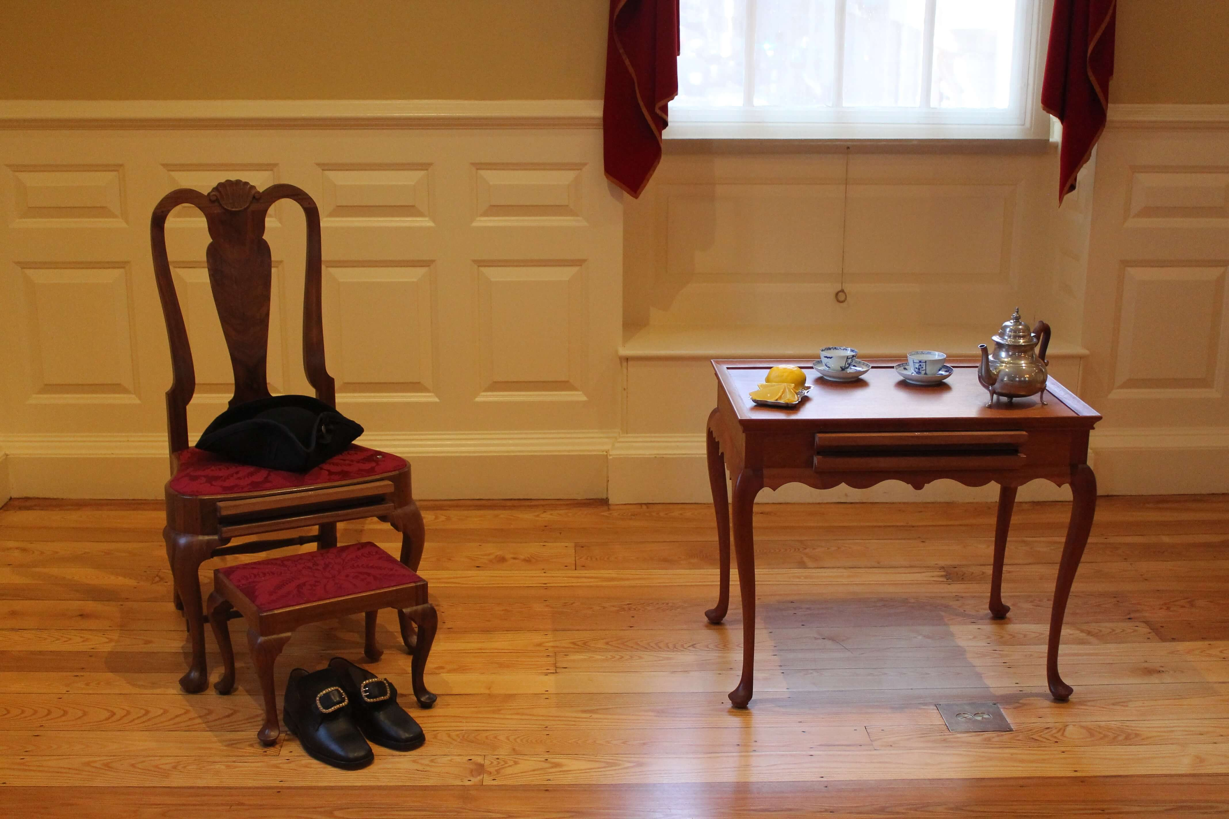 The Old State House | Kicking Back the Pebbles