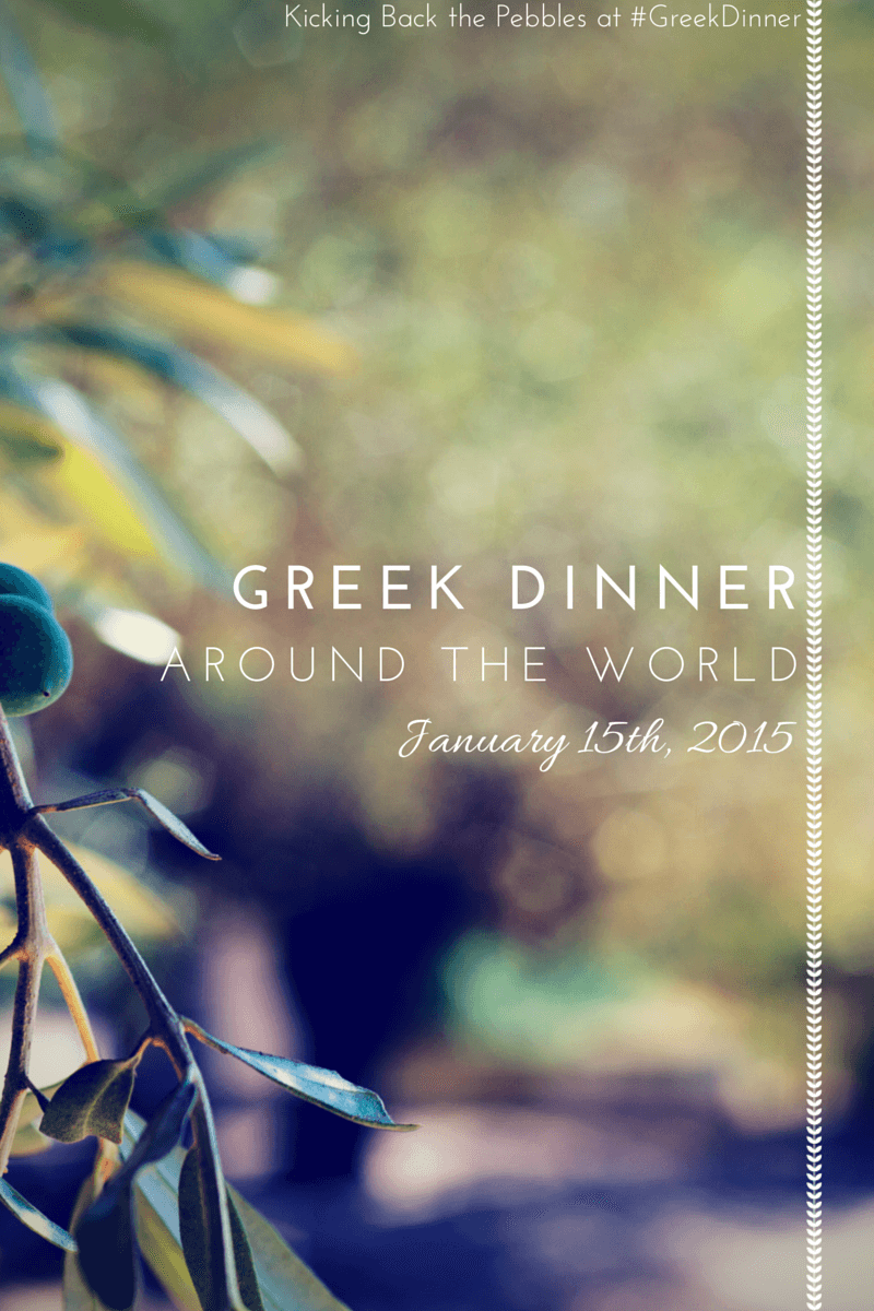 Greek Dinner Party Around the World