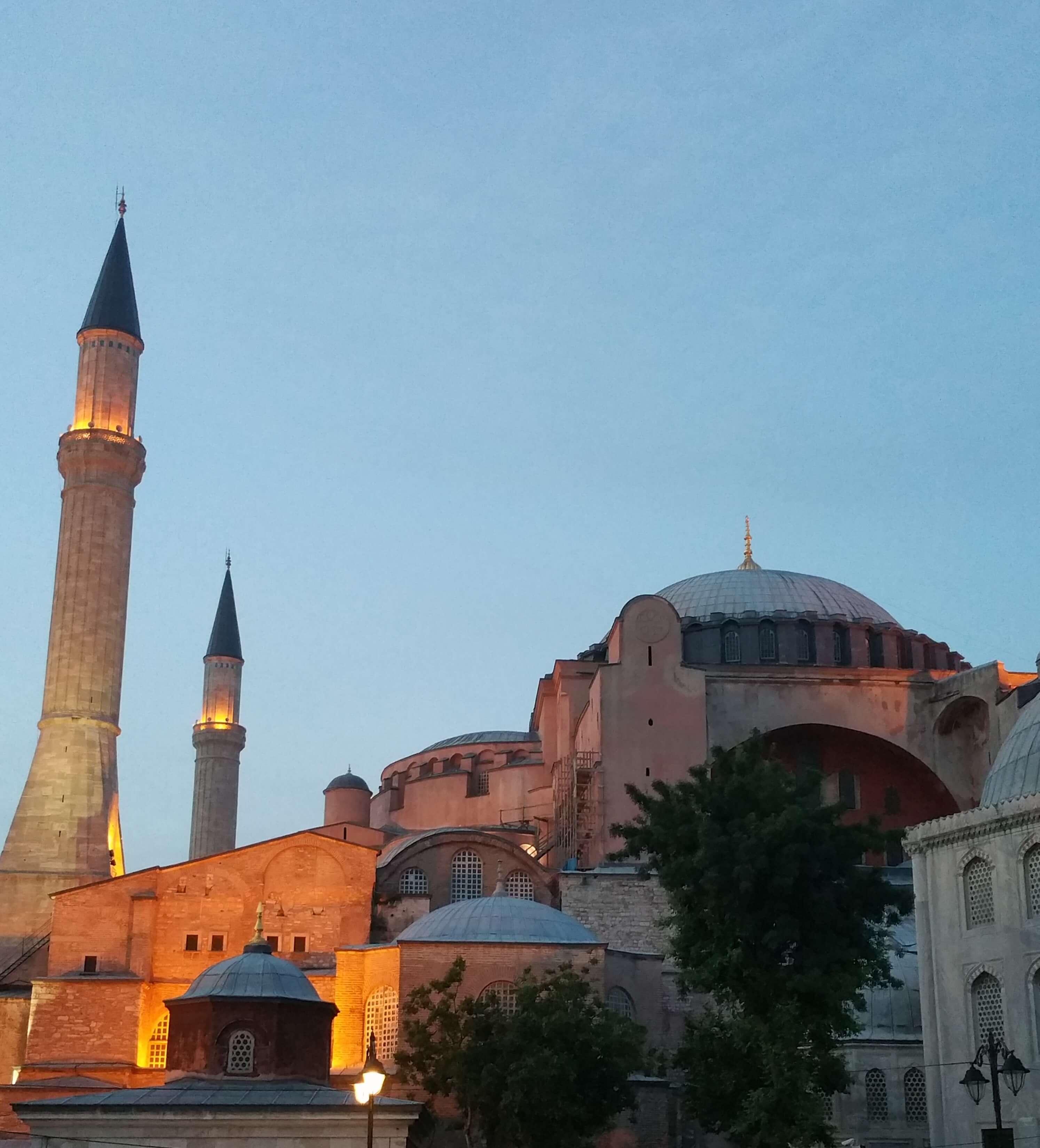 Istanbul {part 1 of 4} Hagia Sophia