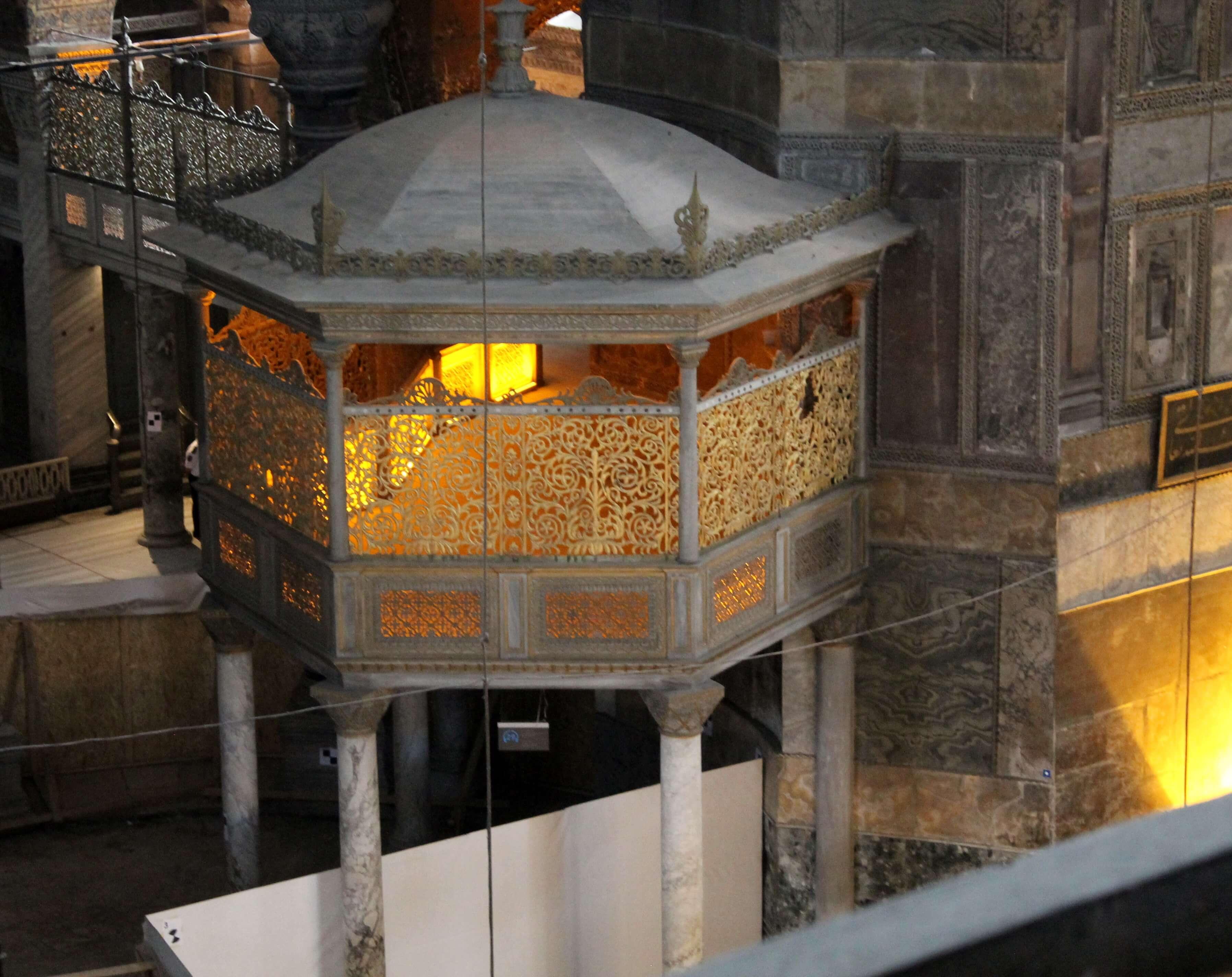 Hagia Sophia_interior