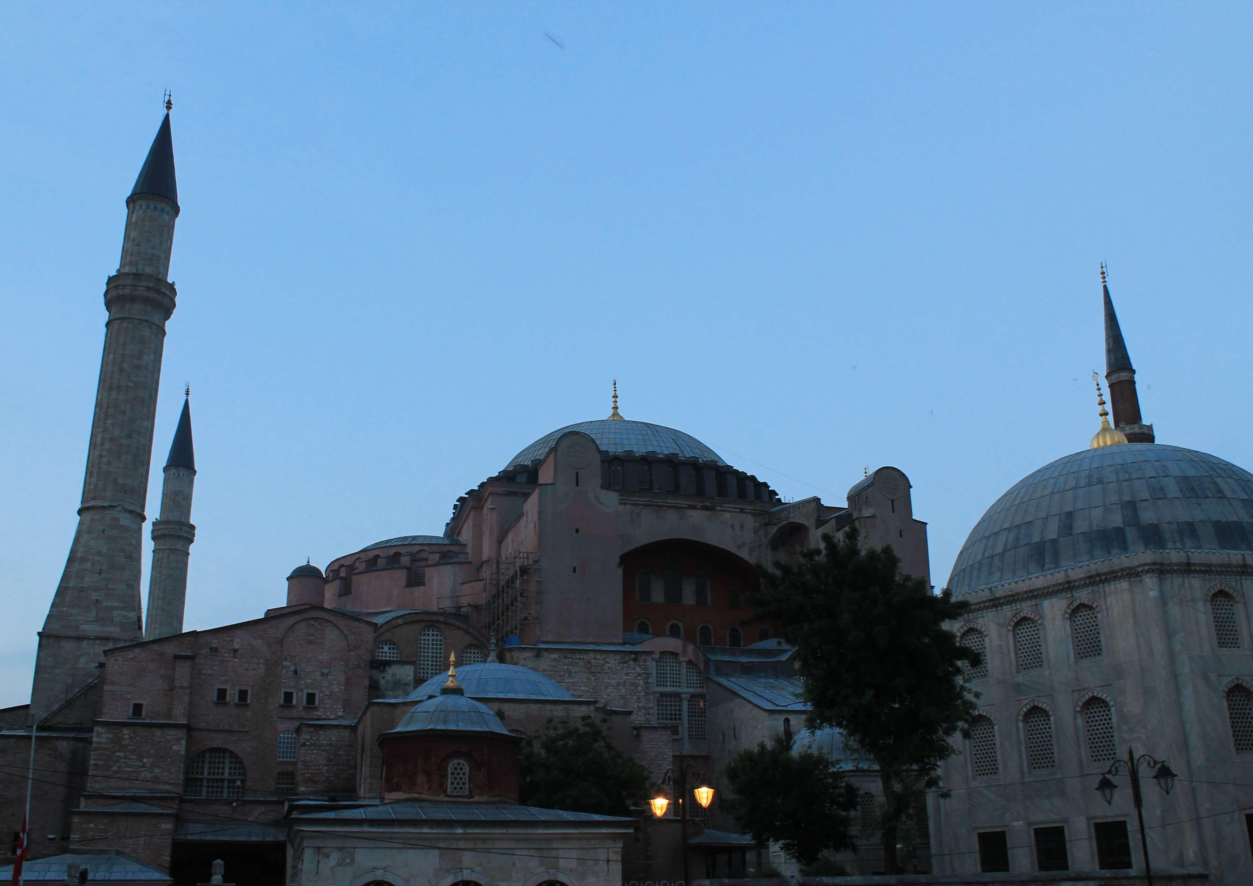 Hagia Sophia_exterior