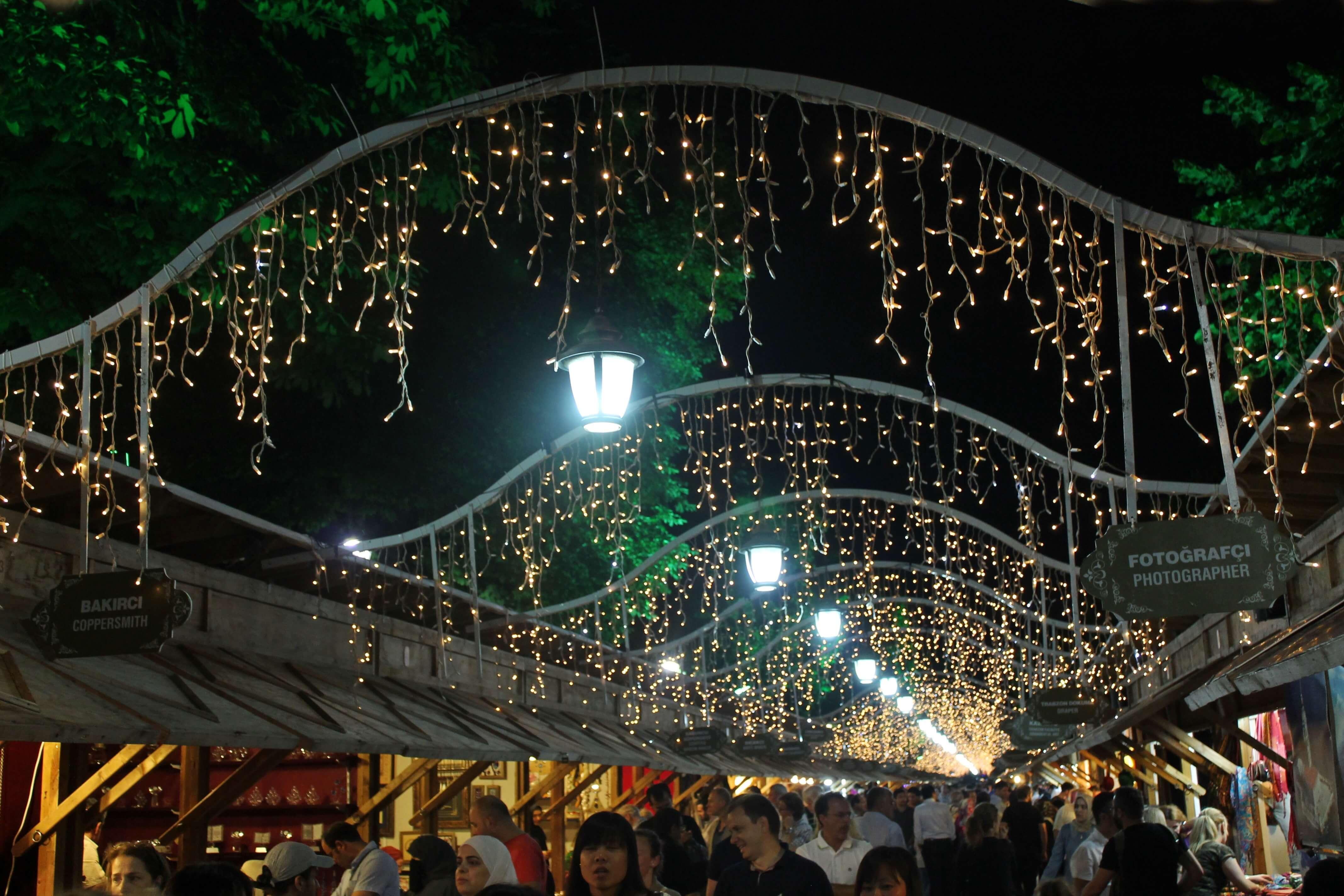 Sultan Ahmet Square_Ramadan Bazaar