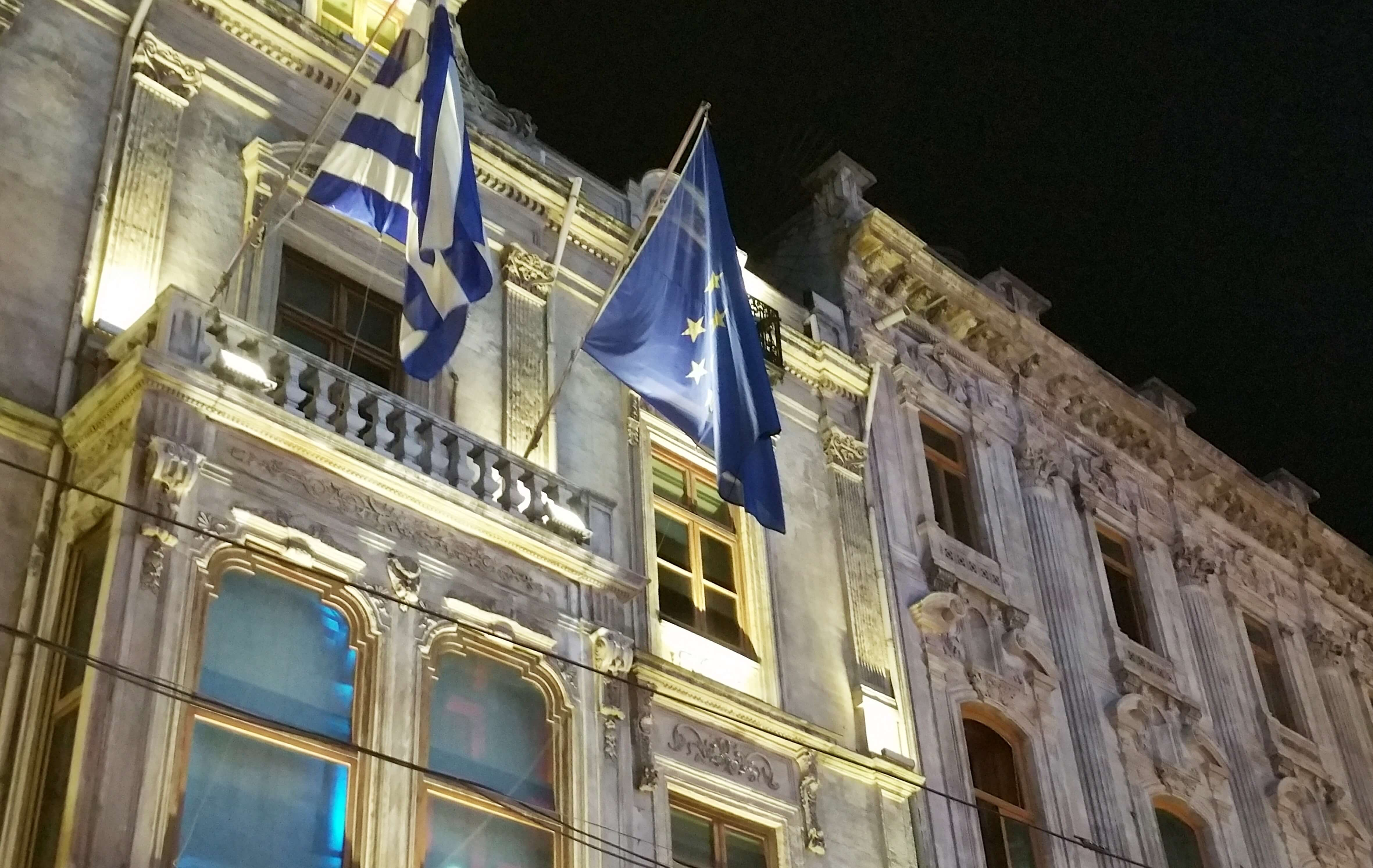 Istiklal Avenue_Greek Embassy