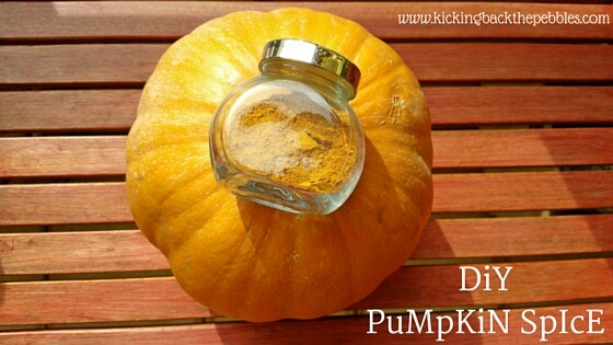 DIY your own Pumpkin Spice!