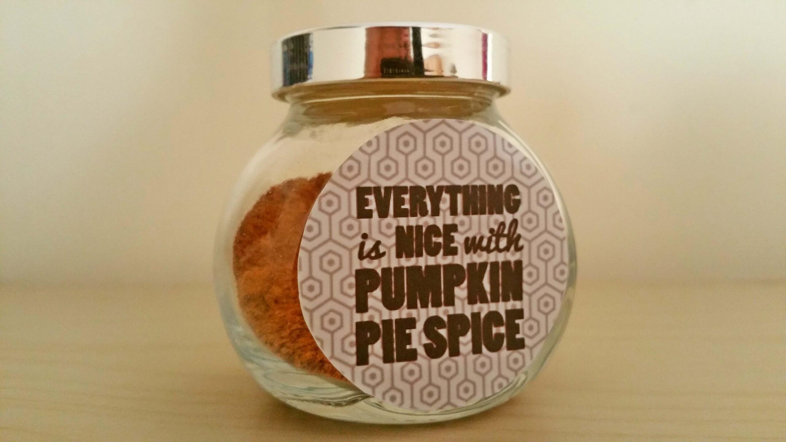 Pumpkin Spice(2)