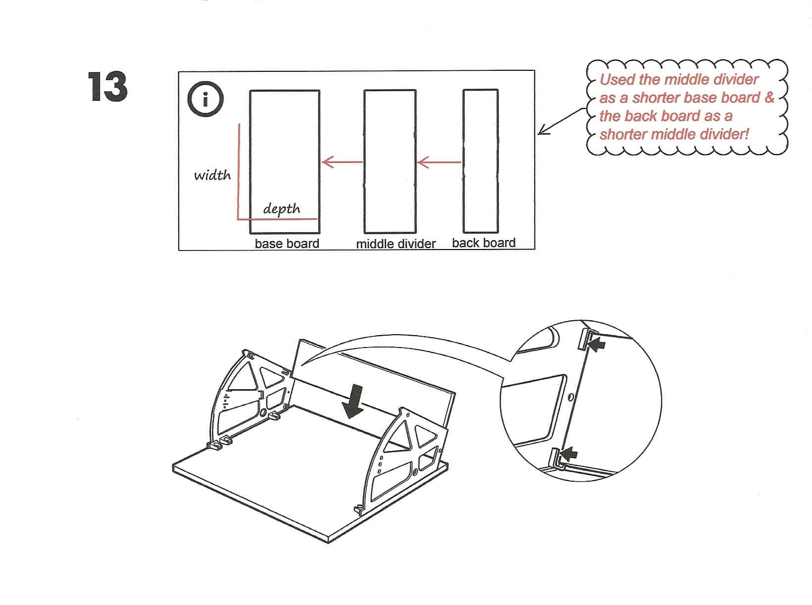 Ikea Bissa Hack by KBtP (2)