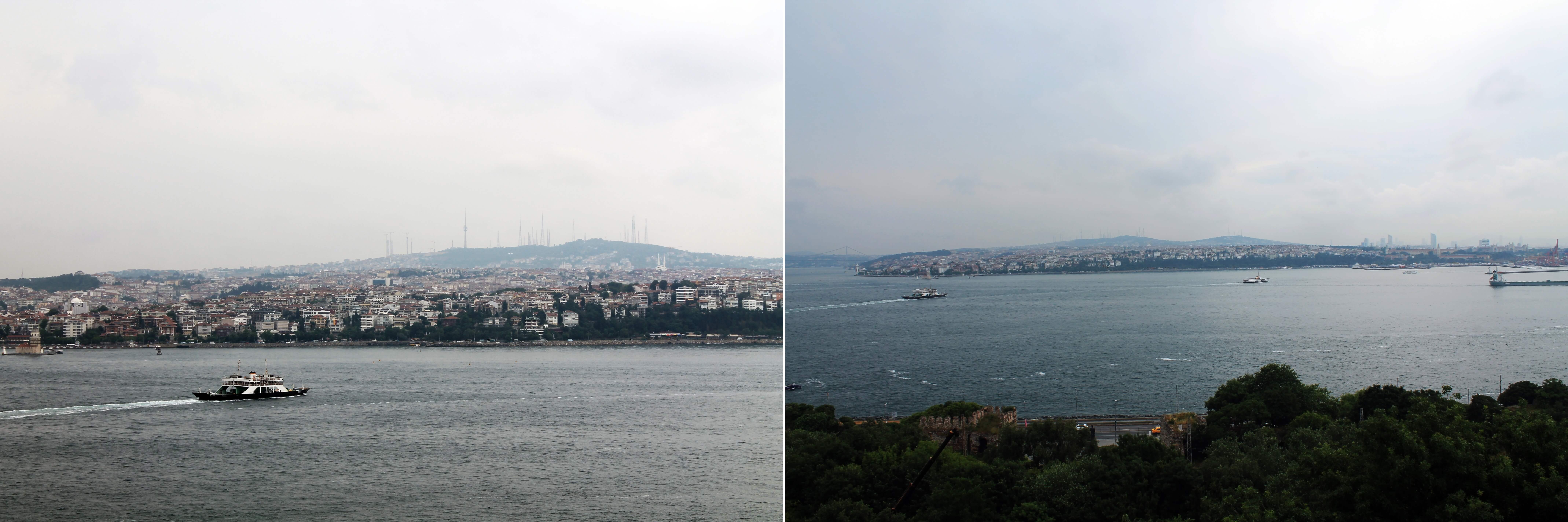 The Bosphorus_view from The Circumcision Chamber_Topkapi 4th Courtyard (2)-horz