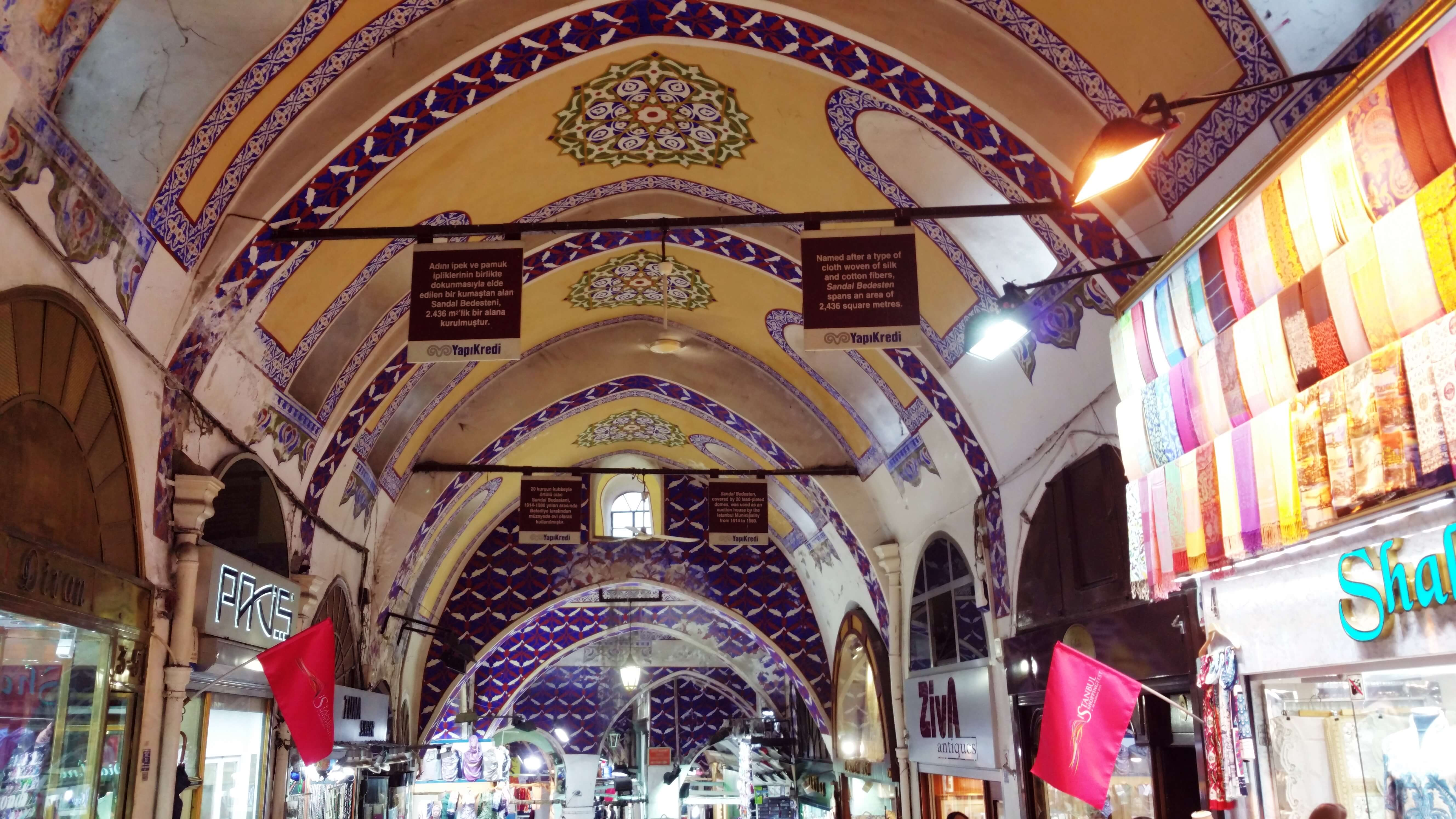 The Grand Bazaar_interior