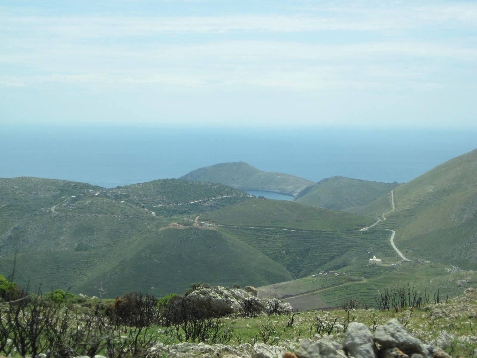 Agia Triada to Kokkinogia -Mani-Laconia-Peloponnese
