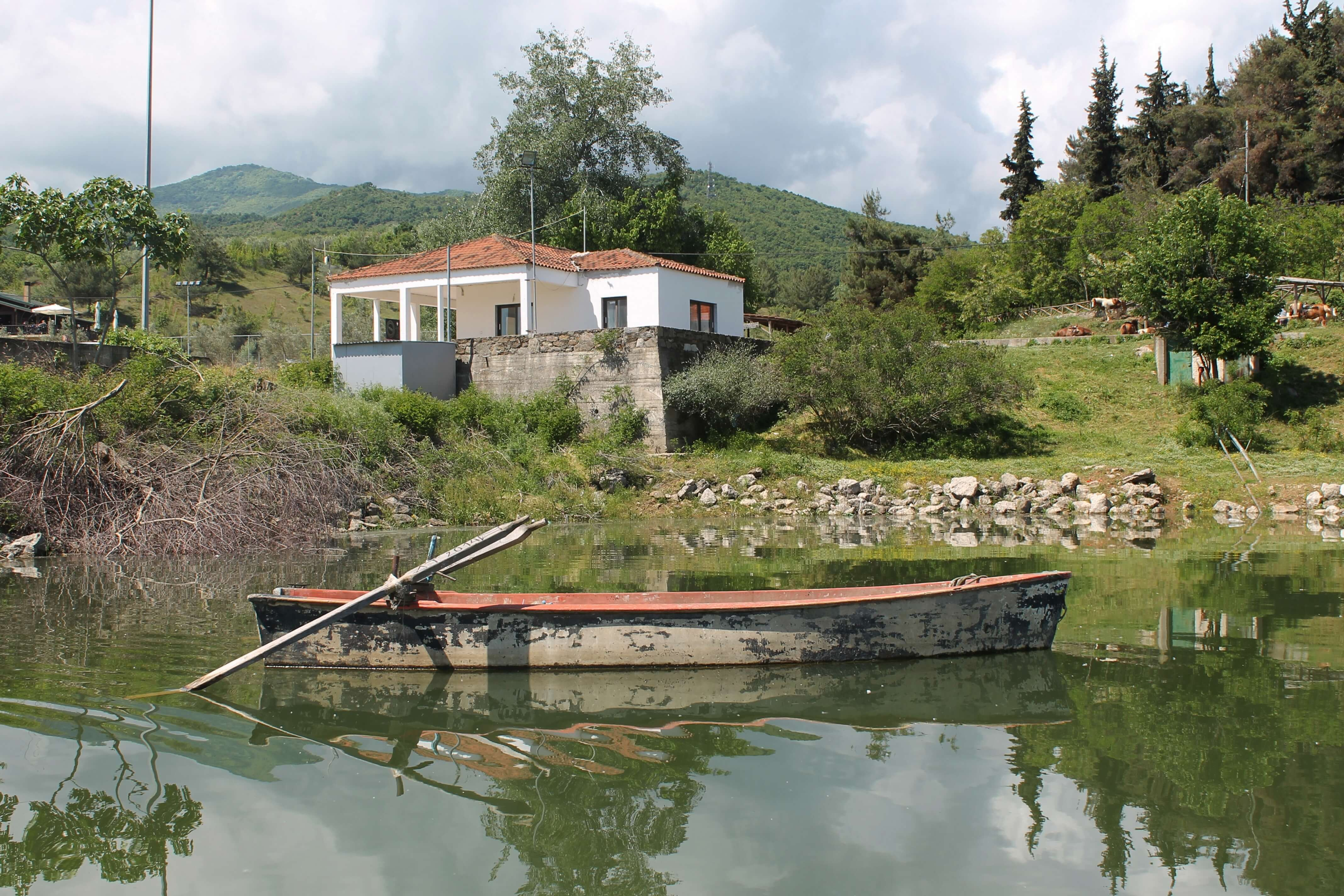 Lake Kerkini, Serres, Greece | Kicking Back the Pebbles