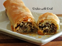 Greek Meat Pie @Dishin with Didi
