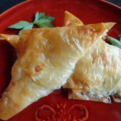 Savory Cheese Puffs - Didi Dalaba @ Just a Pinch Recipes