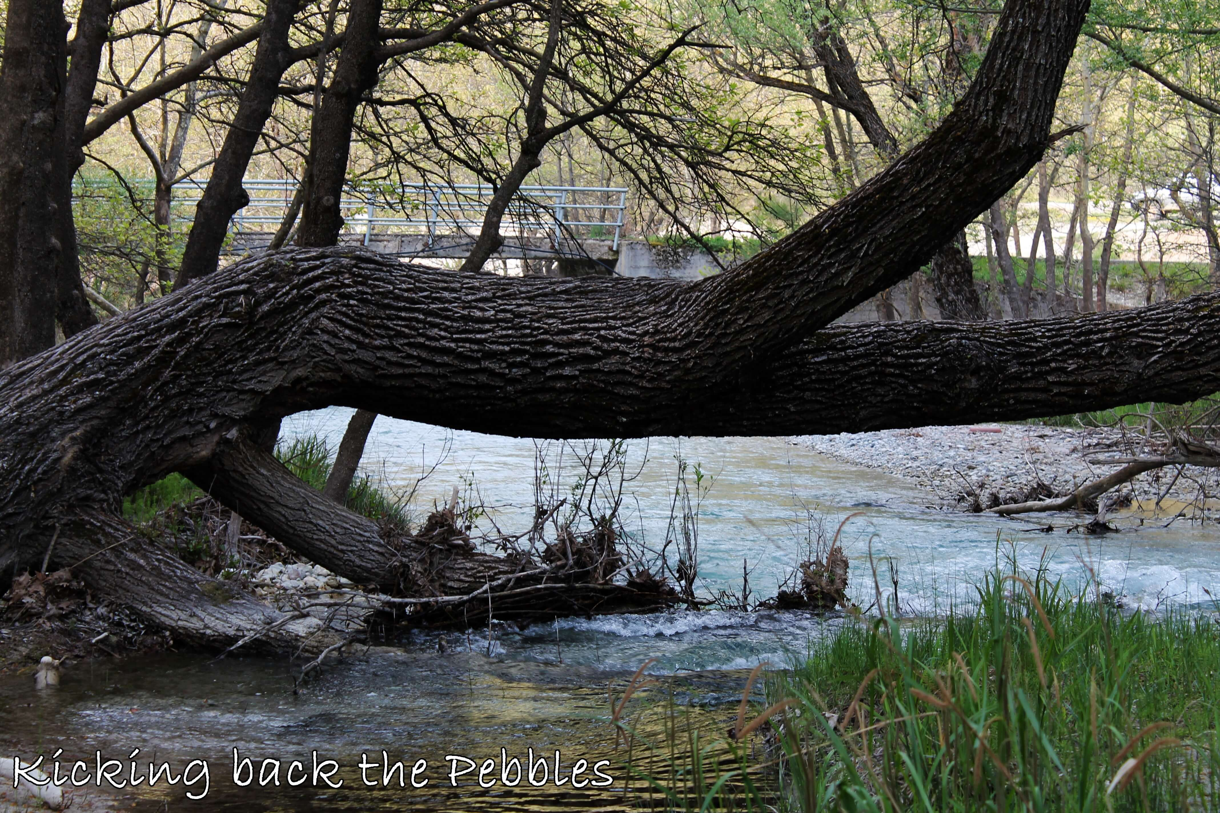 River Krathes-Chelmos-Achaea | Kicking Back the Pebbles