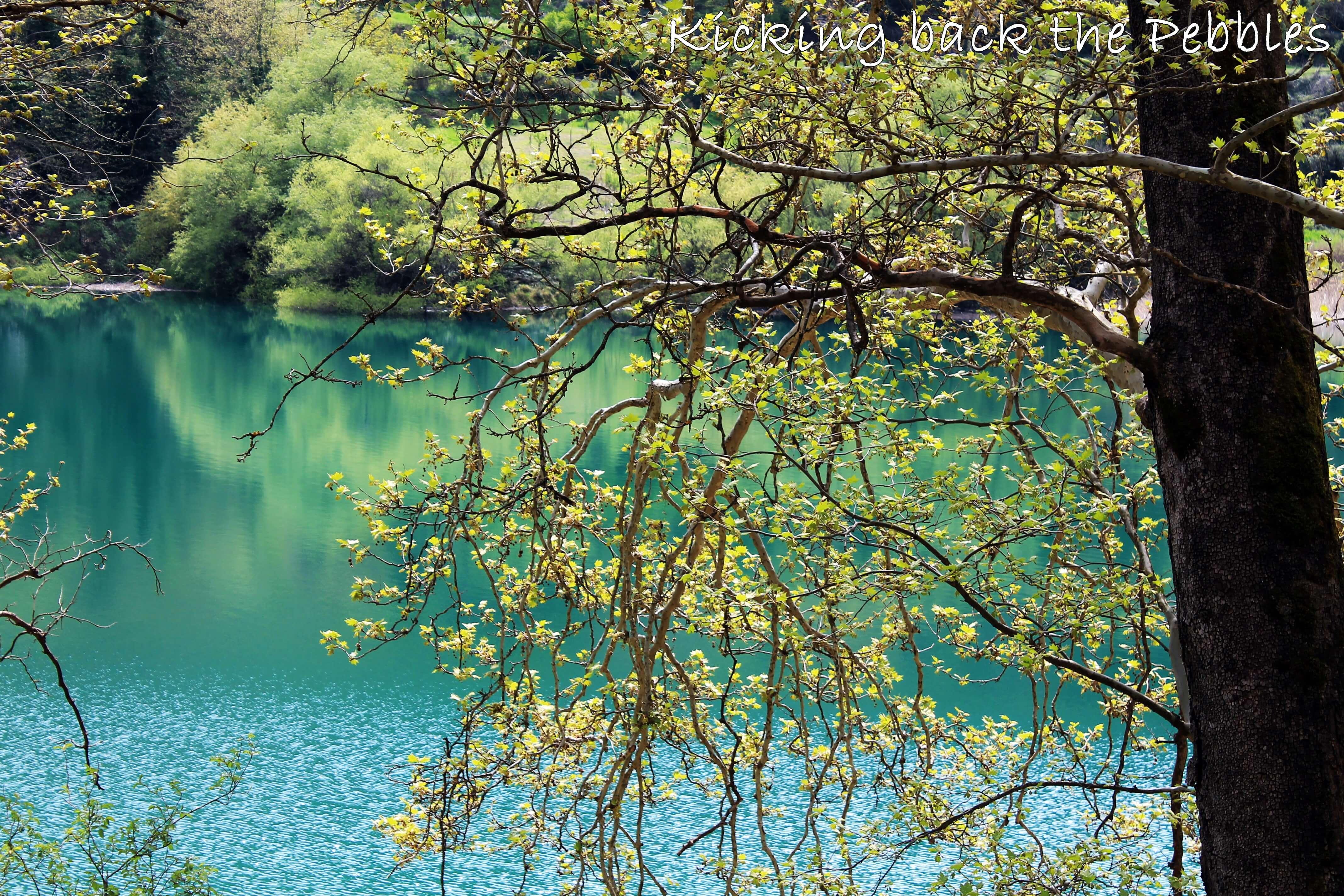 Lake Tsivlou-Chelmos-Achaea | Kicking Back the Pebbles