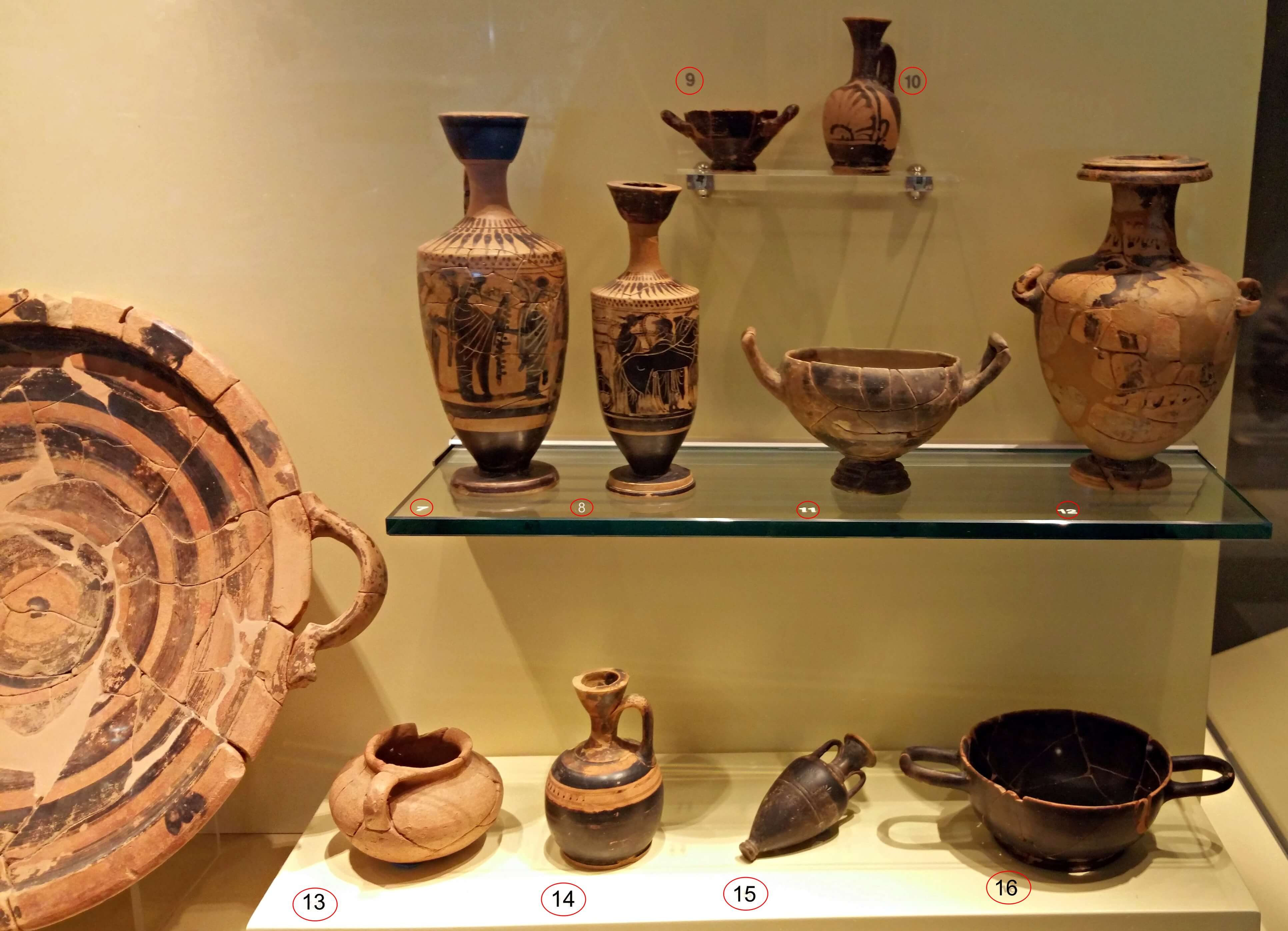 AIA's Archeological Museum | Kicking Back the Pebbles