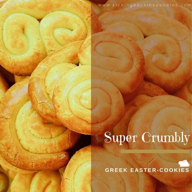 Easter Cookies – Πασχαλινά Κουλουράκια