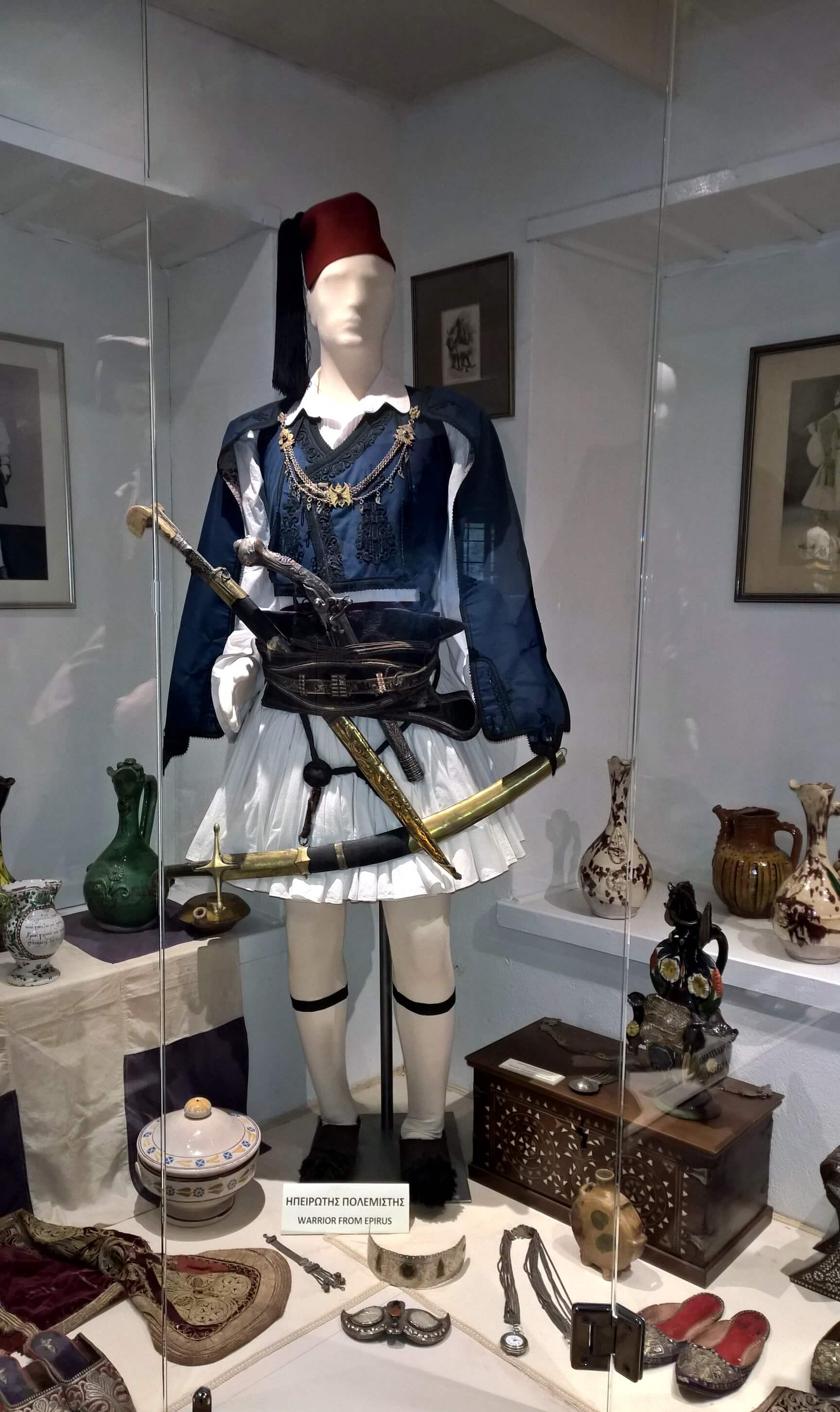 Ali Pasha Museum, Ioannina, Greece | Kicking Back the Pebbles
