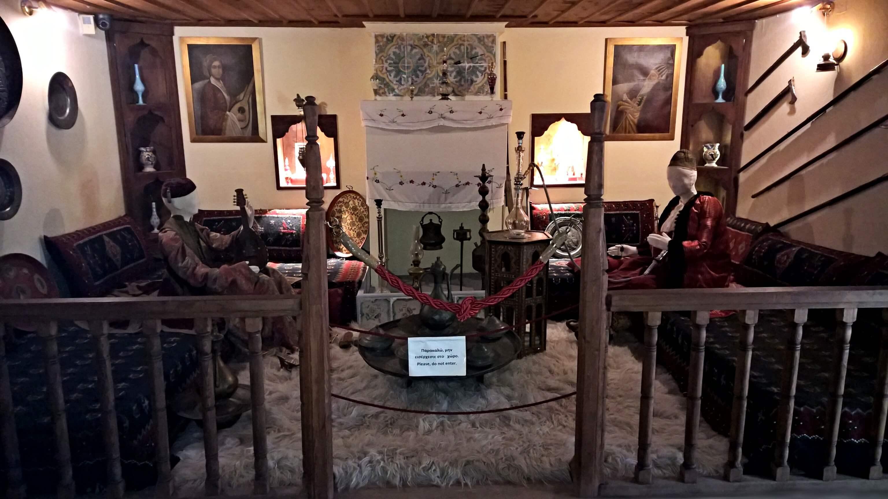 The Winter Odàs - Ali Pasha Museum, Ioannina, Greece | Kicking Back the Pebbles