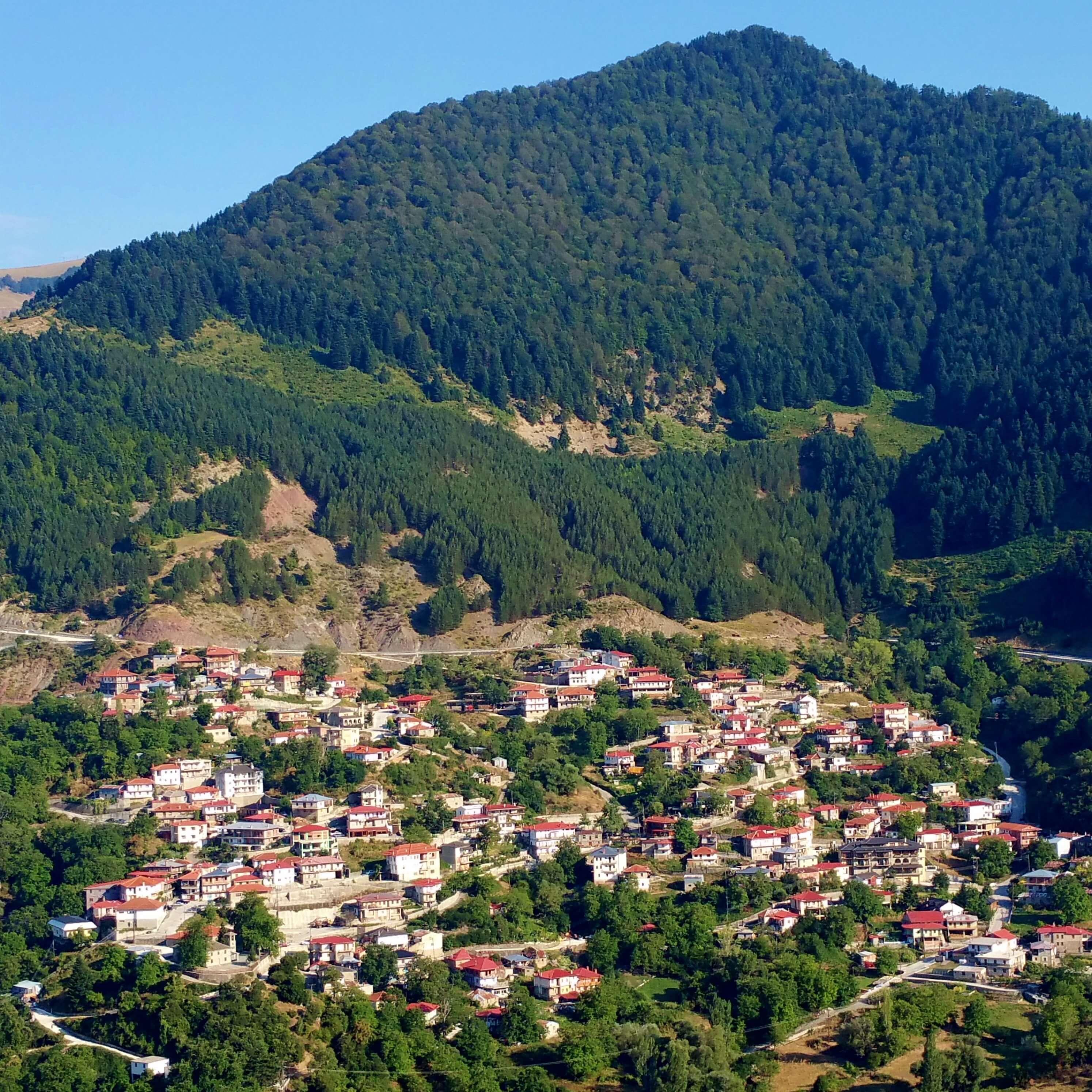 Metsovo - Anilio | Kicking Back the Pebbles
