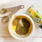 Greek Seasoning Blend | Kicking Back the Pebbles